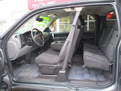 """2011 Chevrolet Silverado 1500 4WD Crew Cab 143.5"""" LS - Click to see full-size photo viewer"""