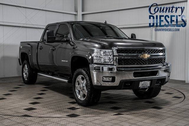 2011 Used Chevrolet Silverado 2500hd Ltz At Country Auto Group