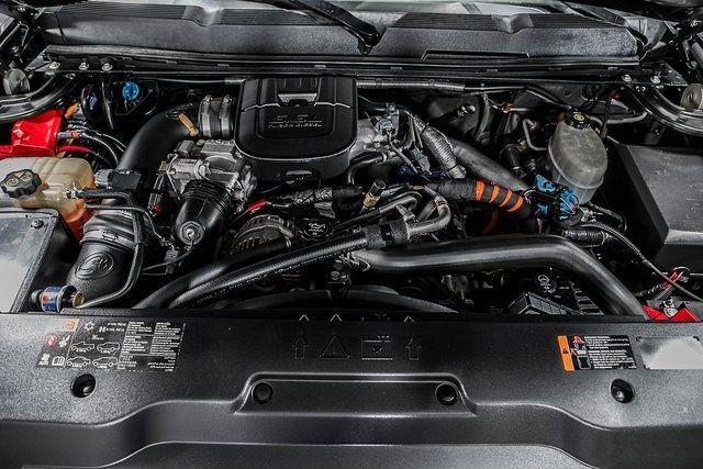 2011 Chevrolet Silverado 2500HD LTZ  - 12086108 - 19