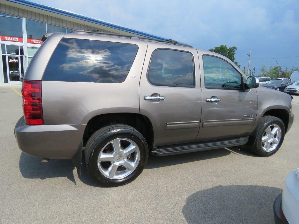 2011 Chevrolet Tahoe 2011 CHEVY TAHOE LT SUV FLEX FUEL 4WD - 17823115 - 4