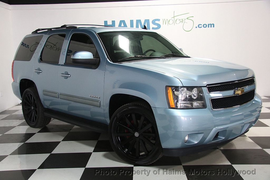 Chevrolet Tahoe Wd Dr