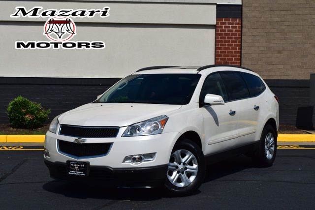 Used Chevy Traverse >> 2011 Used Chevrolet Traverse Awd 4dr Lt W 1lt At Mazari