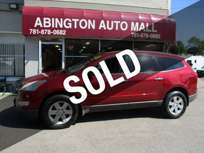 2011 Chevrolet Traverse AWD 4dr LT w/2LT - Click to see full-size photo viewer