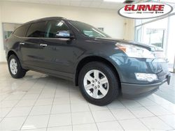 2011 Chevrolet Traverse - 1GNKRGED2BJ148187