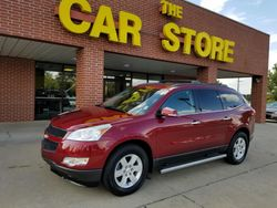 2011 Chevrolet Traverse - 1GNKRJED5BJ214115