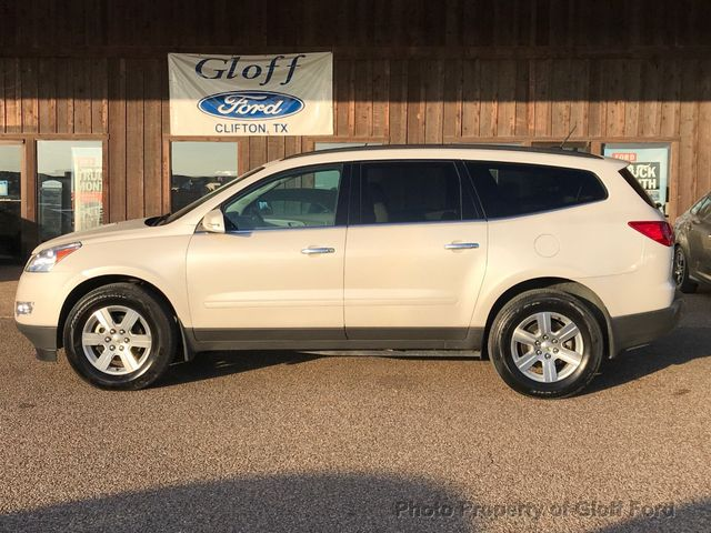 Used Chevy Traverse >> 2011 Used Chevrolet Traverse Fwd 4dr Lt W 2lt At Gloff Ford
