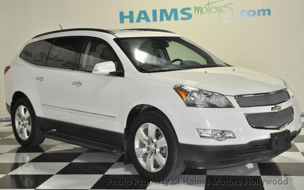 2011 Used Chevrolet Traverse Fwd 4dr Ltz At Haims Motors