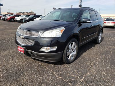 2011 Chevrolet Traverse FWD 4dr LTZ - Click to see full-size photo viewer