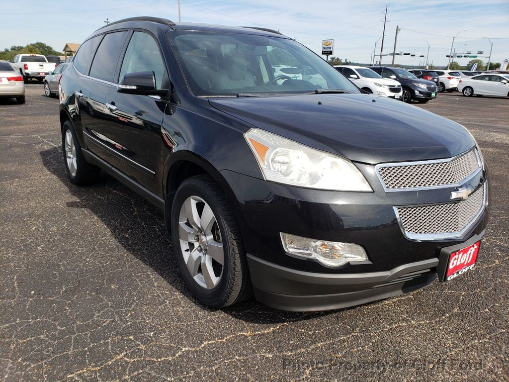 2011 Used Chevrolet Traverse FWD 4dr LTZ at Gloff Ford Serving Clifton, TX,  IID 18231536