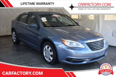 2011 Chrysler 200 4dr Sedan LX
