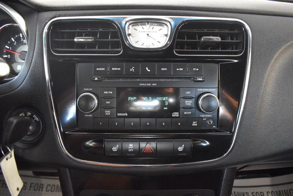 2011 Chrysler 200 4dr Sedan LX - 18037974 - 20