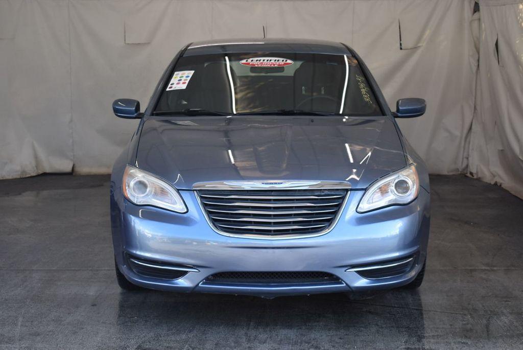 2011 Chrysler 200 4dr Sedan LX - 18037974 - 3