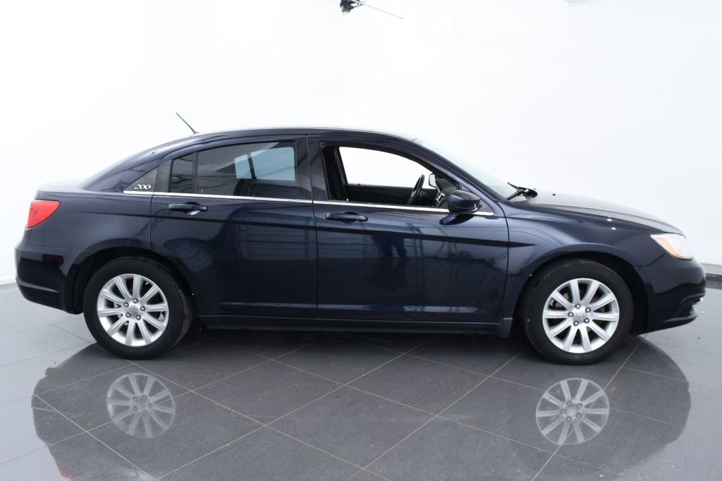 2011 Used Chrysler 200 4dr Sedan Touring At Auto Outlet
