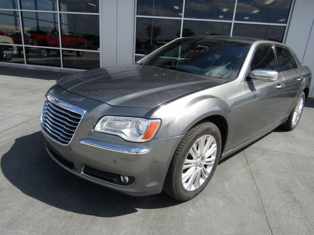 2011 Chrysler 300 4dr Sedan 300C AWD - 18089543 - 2