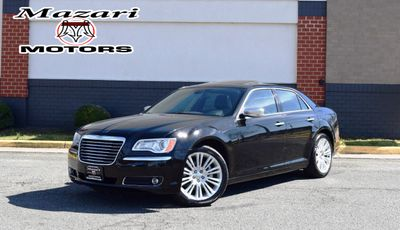 2011 Chrysler 300 4dr Sedan 300C RWD