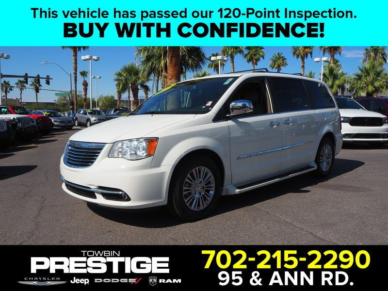 2011 Chrysler Town & Country 4dr Wagon Limited - 17749452 - 0