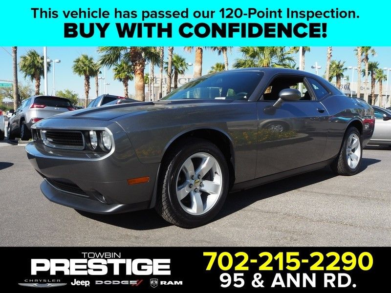 2011 Dodge Challenger 2dr Coupe - 17753934 - 0