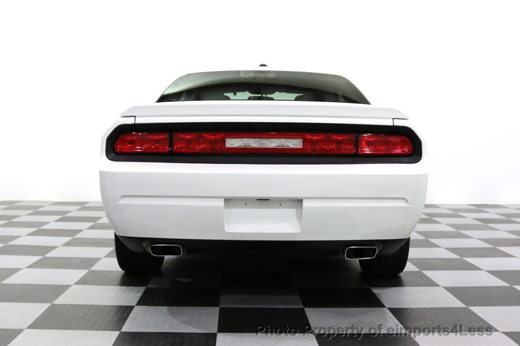 2011 Dodge Challenger CERTIFIED R/T CLASSIC MOONROOF AND NAVIGATION - 17679325 - 16