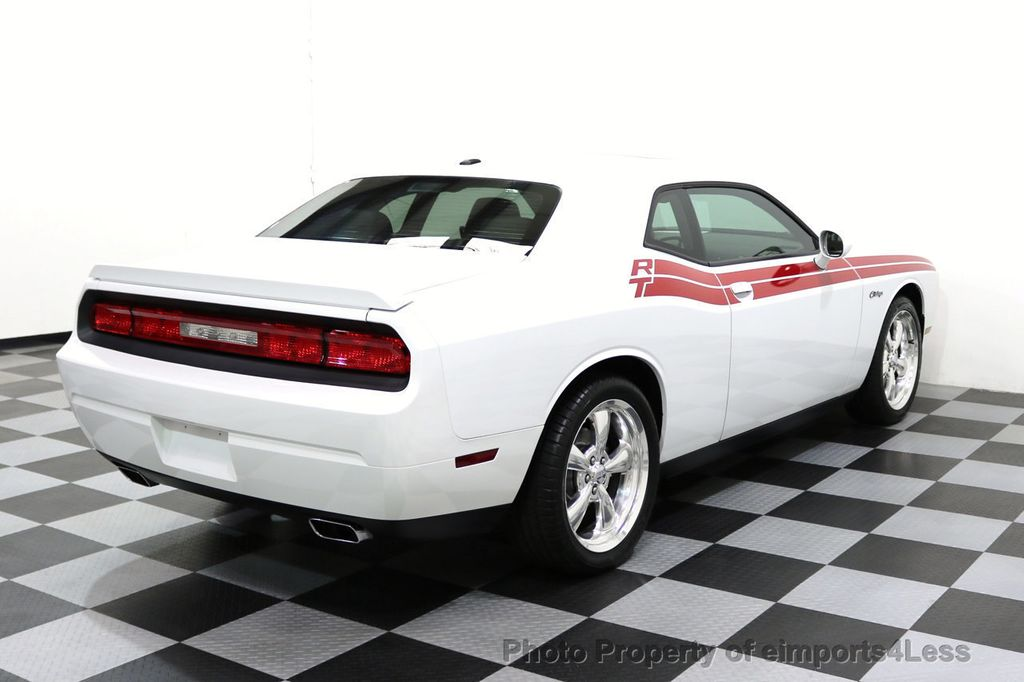2011 Dodge Challenger CERTIFIED R/T CLASSIC MOONROOF AND NAVIGATION - 17679325 - 17