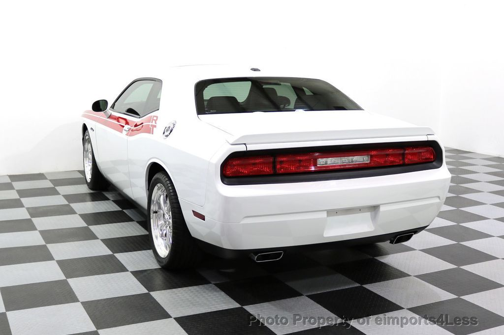 2011 Dodge Challenger CERTIFIED R/T CLASSIC MOONROOF AND NAVIGATION - 17679325 - 2