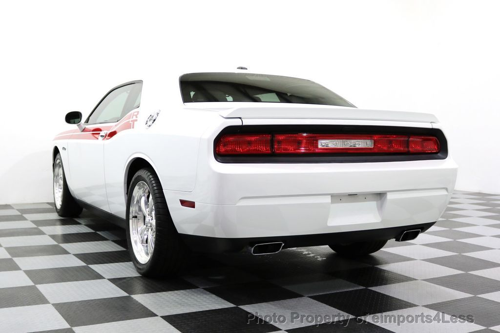 2011 Dodge Challenger CERTIFIED R/T CLASSIC MOONROOF AND NAVIGATION - 17679325 - 29
