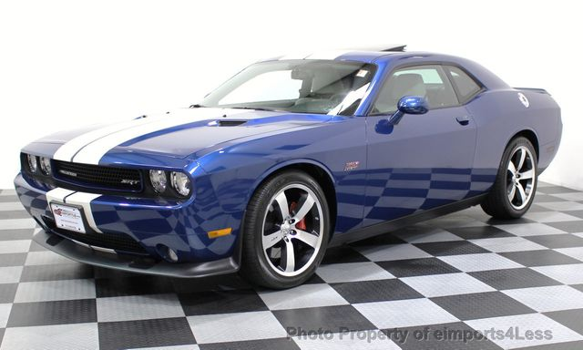 2011 Dodge Challenger CERTIFIED SRT8 HEMI 392 INAUGURAL EDITION 6 SPEED - 16774905 - 0