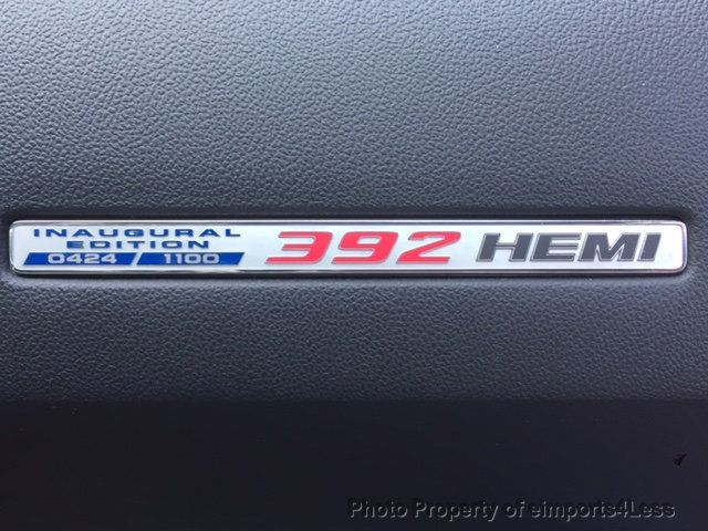 2011 Dodge Challenger CERTIFIED SRT8 HEMI 392 INAUGURAL EDITION 6 SPEED - 16774905 - 11