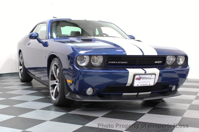2011 Dodge Challenger CERTIFIED SRT8 HEMI 392 INAUGURAL EDITION 6 SPEED - 16774905 - 16