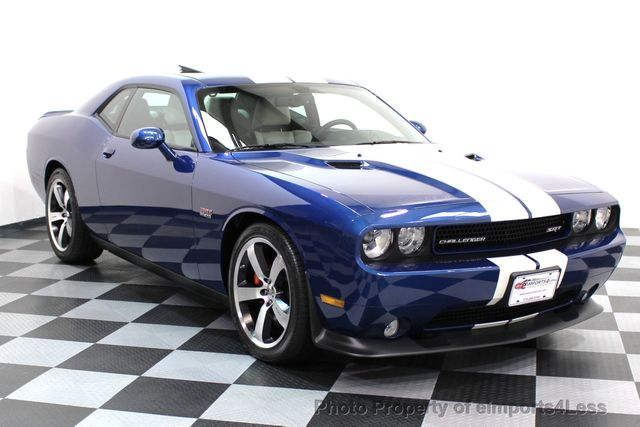 Blue Dodge Challenger >> 2011 Used Dodge Challenger Certified Srt8 Hemi 392 Inaugural Edition 6 Speed At Eimports4less Serving Doylestown Bucks County Pa Iid 16774905