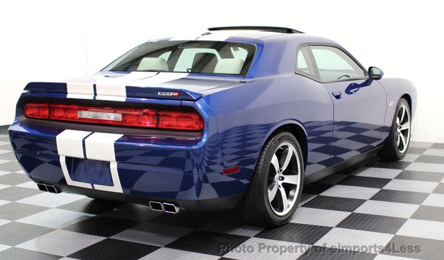 2011 Dodge Challenger CERTIFIED SRT8 HEMI 392 INAUGURAL EDITION 6 SPEED - 16774905 - 3
