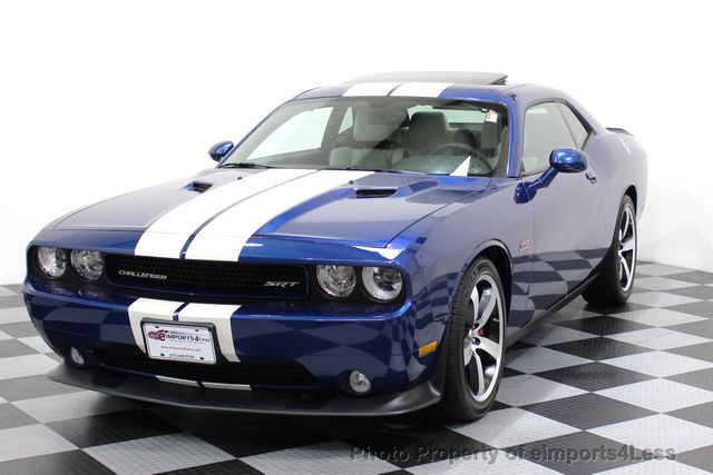 2011 Dodge Challenger CERTIFIED SRT8 HEMI 392 INAUGURAL EDITION 6 SPEED - 16774905 - 43
