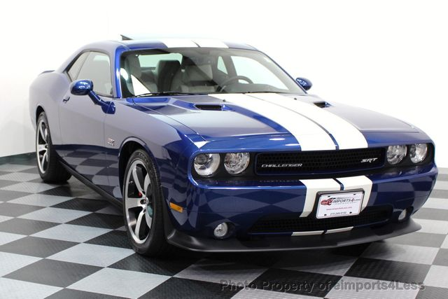 2011 Dodge Challenger CERTIFIED SRT8 HEMI 392 INAUGURAL EDITION 6 SPEED - 16774905 - 44