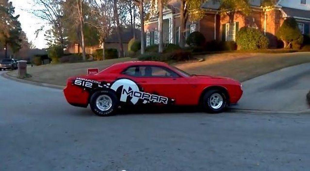 2011 Dodge Challenger Mopar 10 Drag Pak - 12184220 - 0