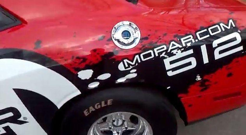 2011 Dodge Challenger Mopar 10 Drag Pak - 12184220 - 9