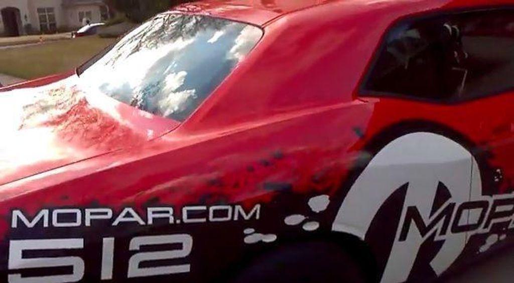 2011 Dodge Challenger Mopar 10 Drag Pak - 12184220 - 12