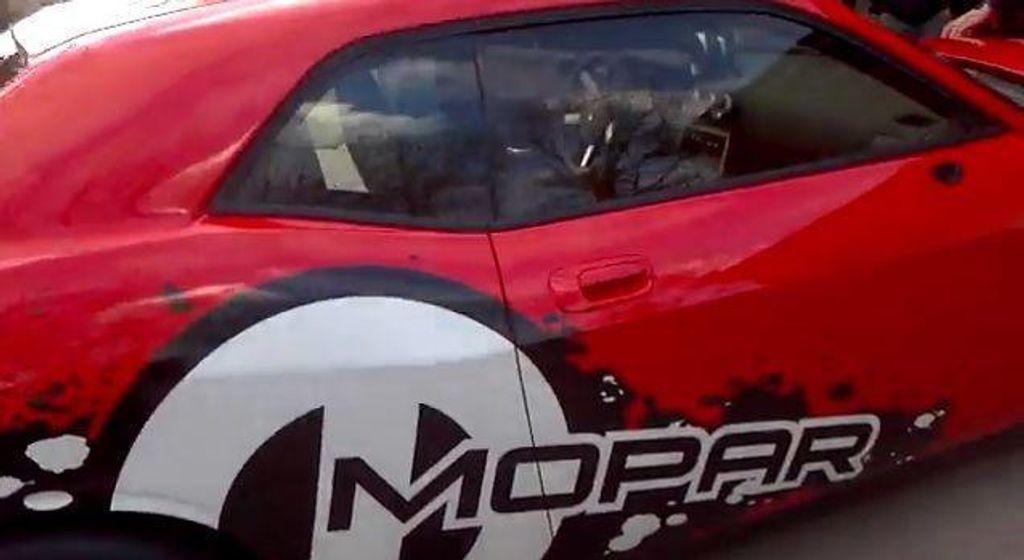 2011 Dodge Challenger Mopar 10 Drag Pak - 12184220 - 13