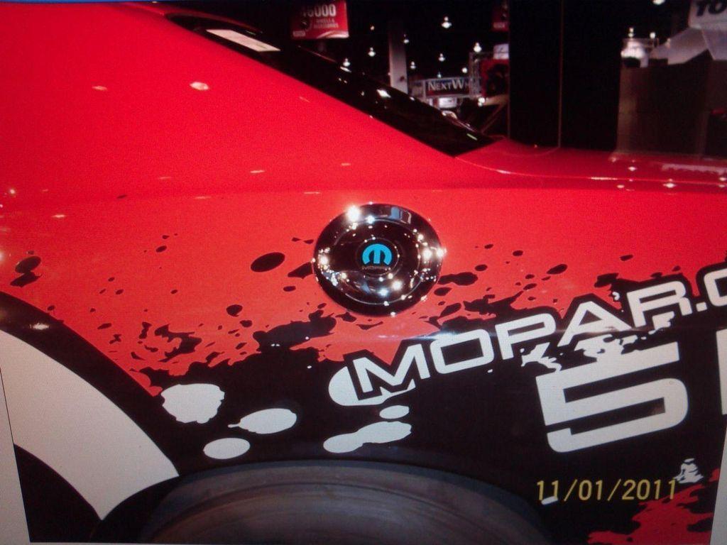 2011 Dodge Challenger Mopar 10 Drag Pak - 12184220 - 14