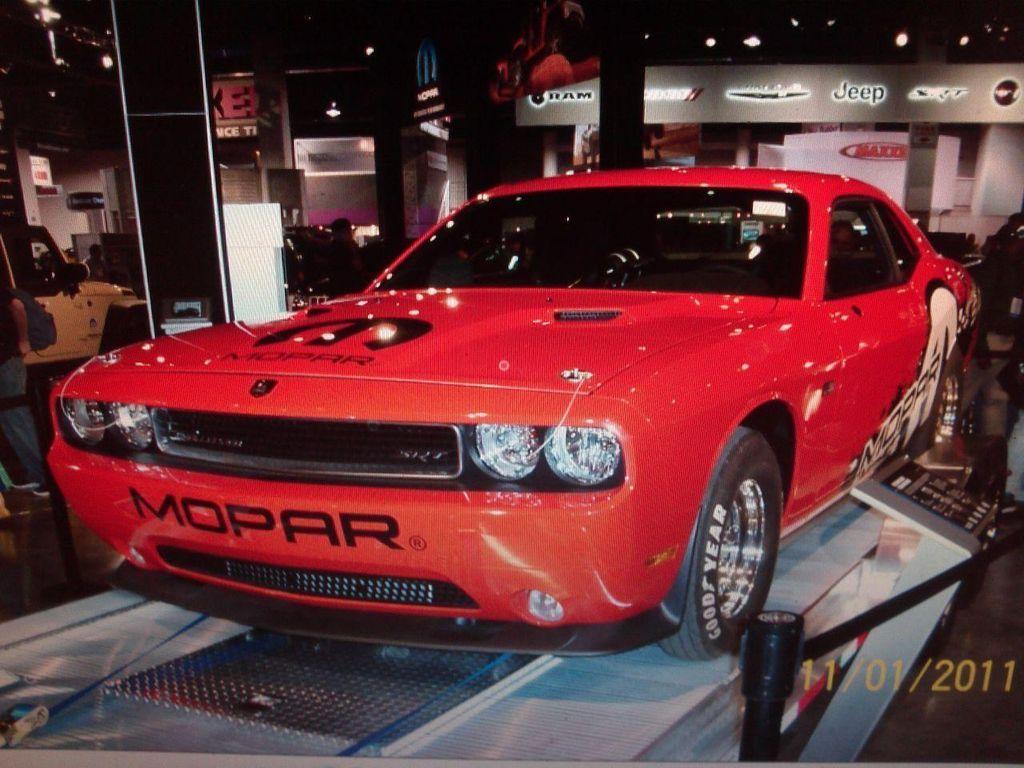 2011 Dodge Challenger Mopar 10 Drag Pak - 12184220 - 16