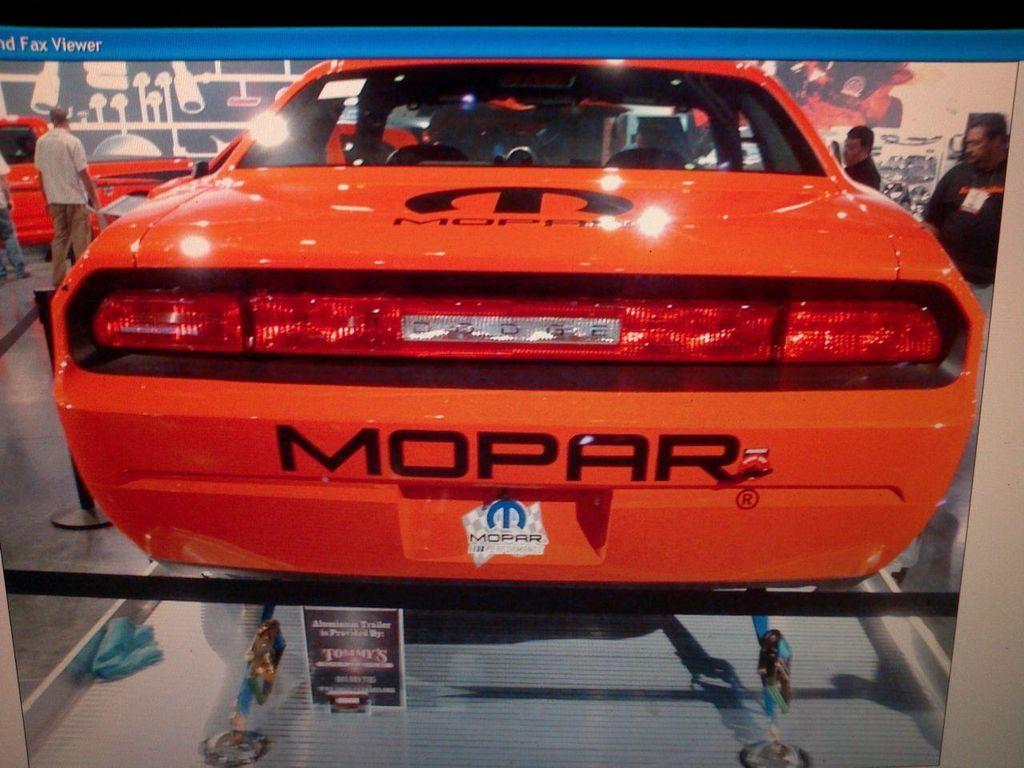 2011 Dodge Challenger Mopar 10 Drag Pak - 12184220 - 17