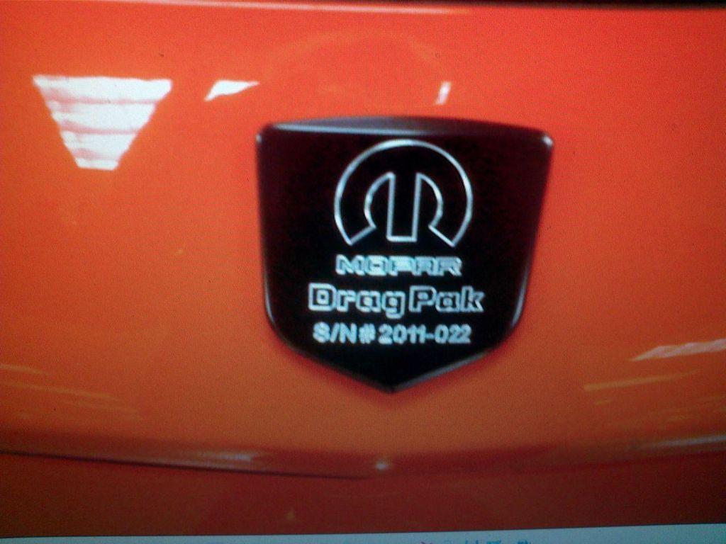 2011 Dodge Challenger Mopar 10 Drag Pak - 12184220 - 22