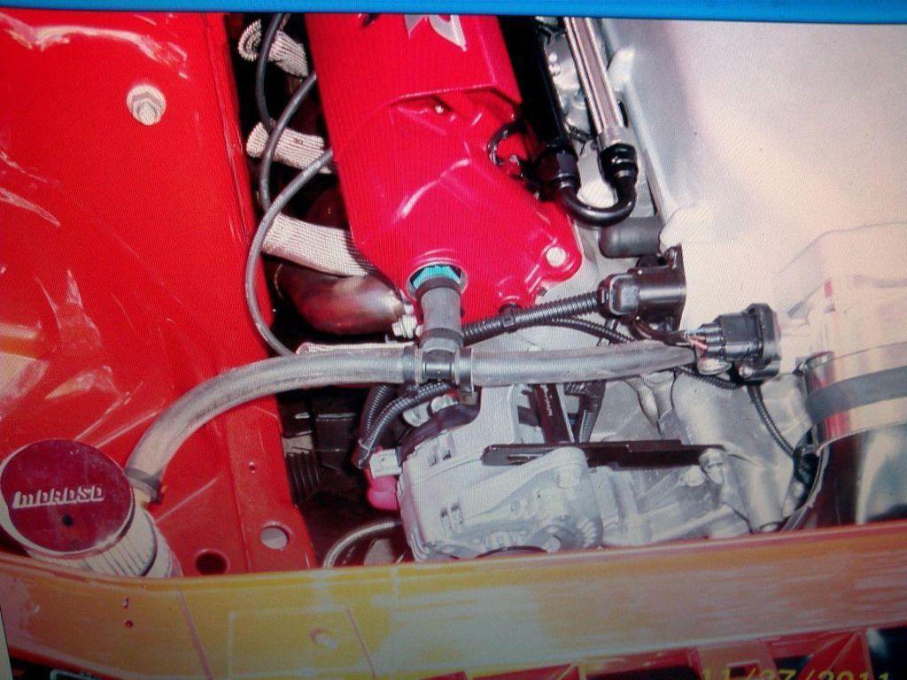 2011 Dodge Challenger Mopar 10 Drag Pak - 12184220 - 28