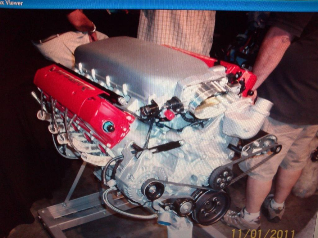 2011 Dodge Challenger Mopar 10 Drag Pak - 12184220 - 39