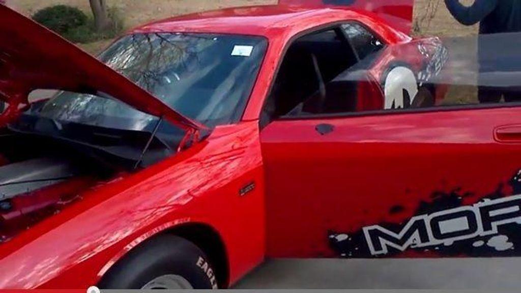 2011 Dodge Challenger Mopar 10 Drag Pak - 12184220 - 5