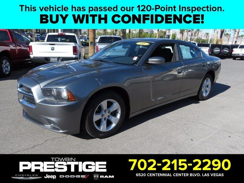 2011 Dodge Charger 4dr Sedan SE RWD - 16885386 - 0