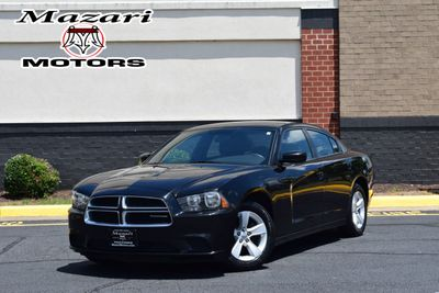 2011 Dodge Charger Base Trim - Click to see full-size photo viewer