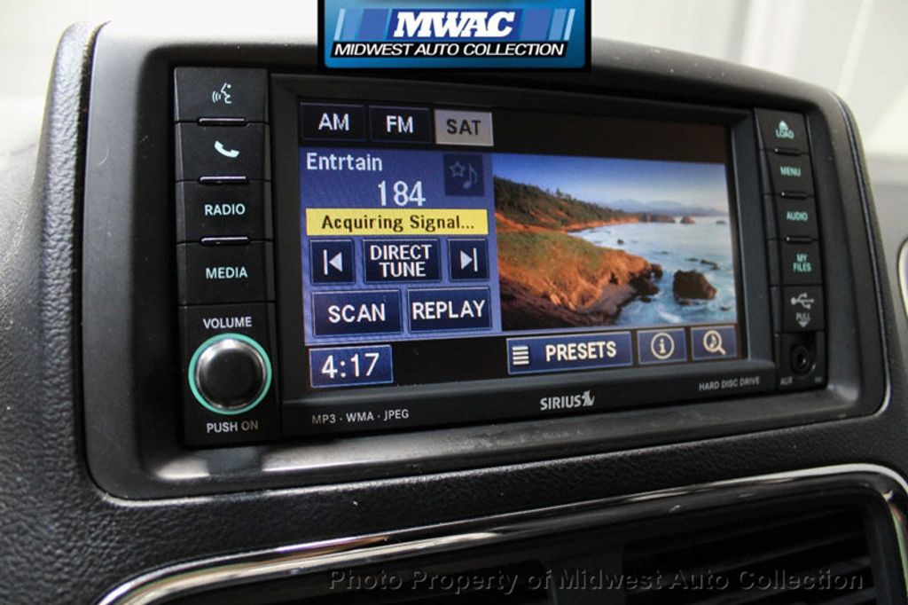 2011 Dodge Grand Caravan CREW NAV BACK UP DVD  - 17858047 - 10
