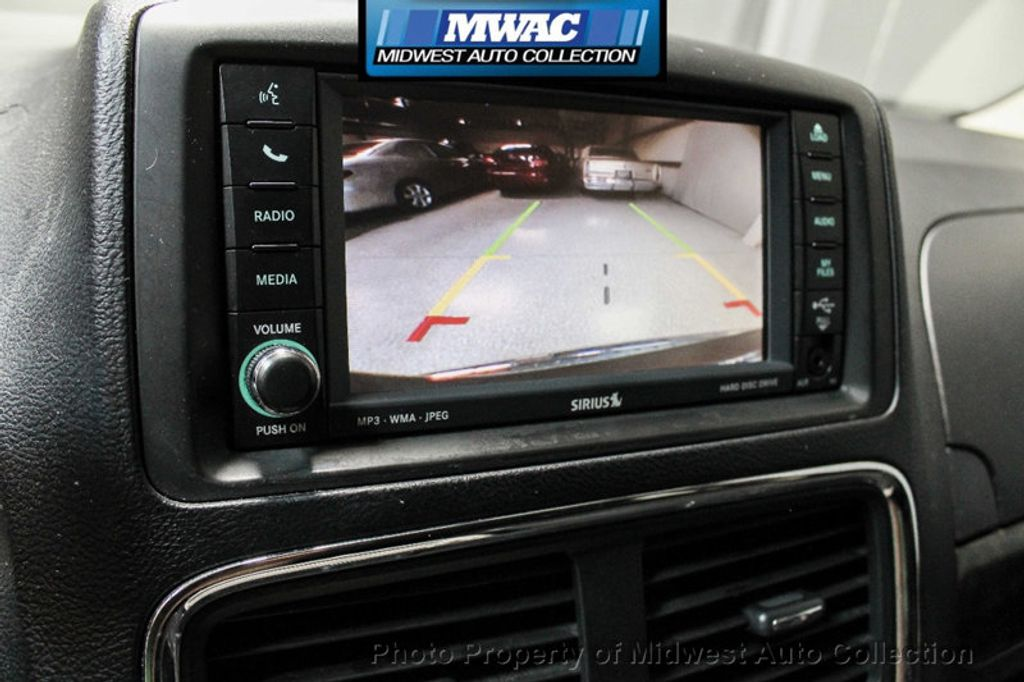 2011 Dodge Grand Caravan CREW NAV BACK UP DVD  - 17858047 - 11