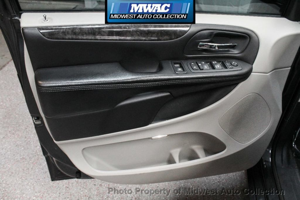 2011 Dodge Grand Caravan CREW NAV BACK UP DVD  - 17858047 - 25