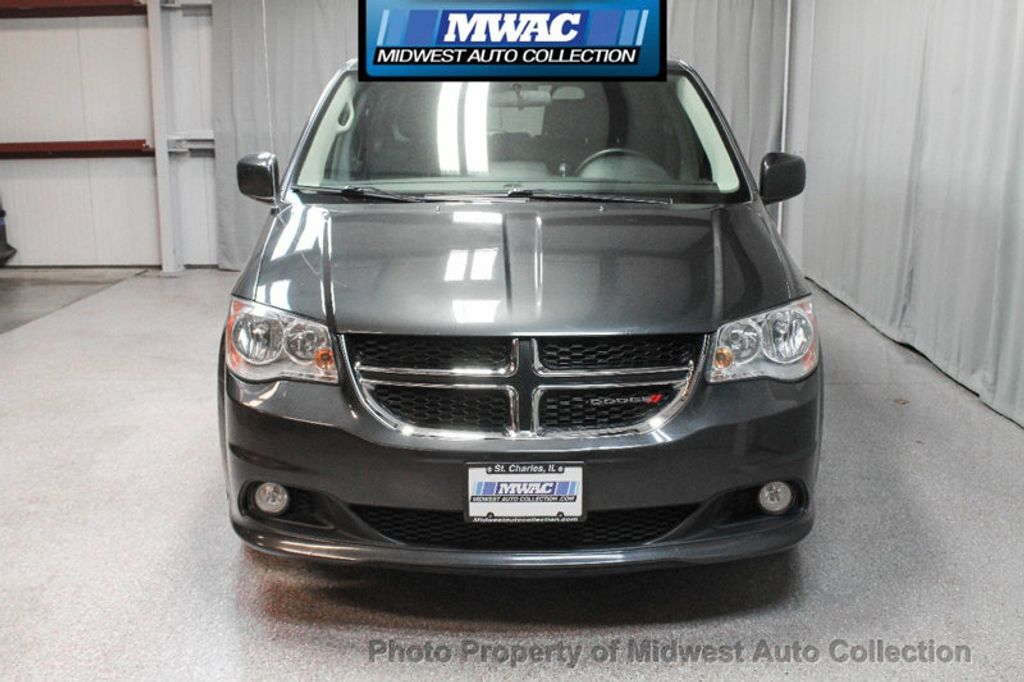 2011 Dodge Grand Caravan CREW NAV BACK UP DVD  - 17858047 - 7