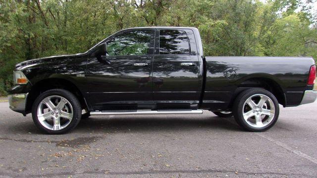 2011 Dodge Ram 1500 QUAD CAB 4WD SLT